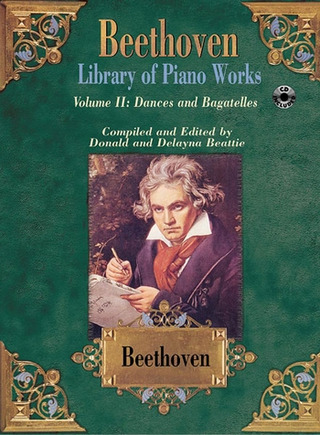 Ludwig van Beethoven: Library Of Piano Works 2