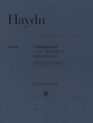 Joseph Haydn: Violin Concerto in C major Hob. VIIa:1