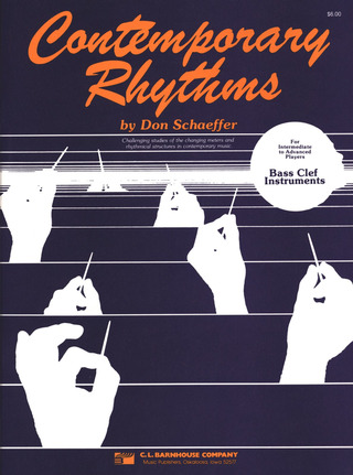 Schaeffer Don: Contemporary Rhythms