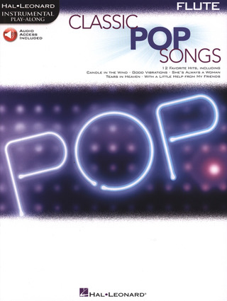 Classic Pop Songs (Flöte)