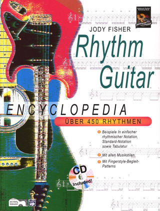 Jody Fisher: Rhythm Guitar Encyclopedia