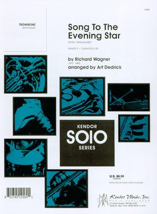 Richard Wagner: Song to the evening Star
