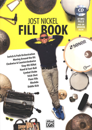 Jost Nickel: Fill Book