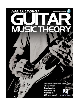 Chad Johnson: Hal Leonard Guitar Music Theory