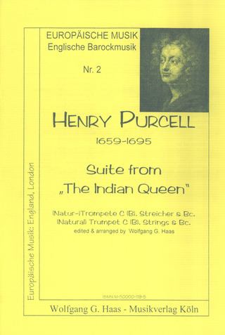 Henry Purcell: Suite From The Indian Queen