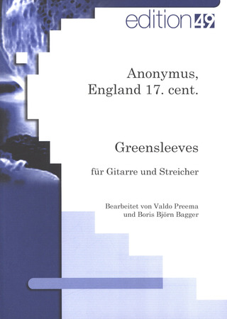 Anonymus: Greensleeves