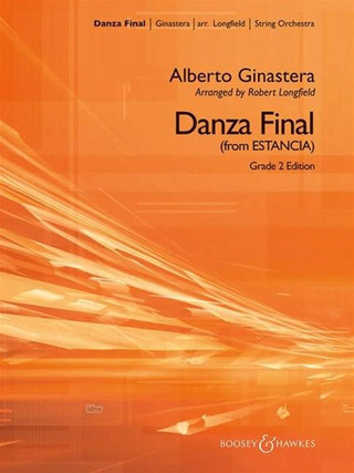 "Alberto Ginastera: Danza Final from ""Estancia"""