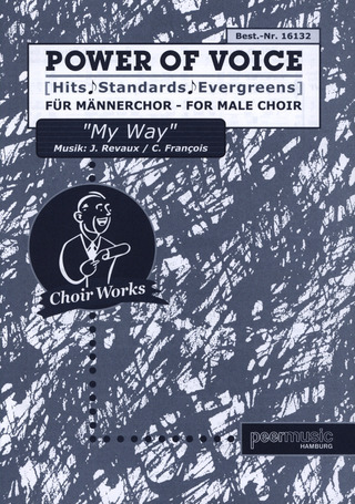 Revaux Jacques + Francois Claude: My Way (So Leb' Dein Leben) F-Dur