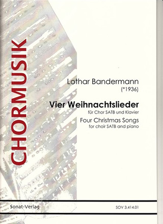 Lothar Bandermann: Four Christmas Songs