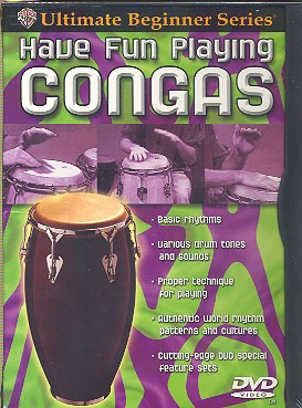 Have Fun Playing Congas
