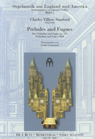 Charles Villiers Stanford: Preludes + Fugues