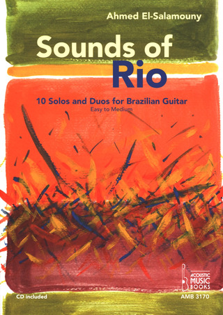 Ahmed El-Salamouny: Sounds of Rio