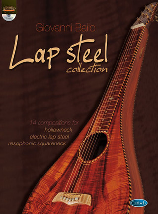 Giovanni Bailo: Lap steel collection