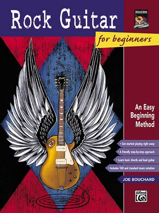 Joe Bouchard: Rock Guitar for Beginners