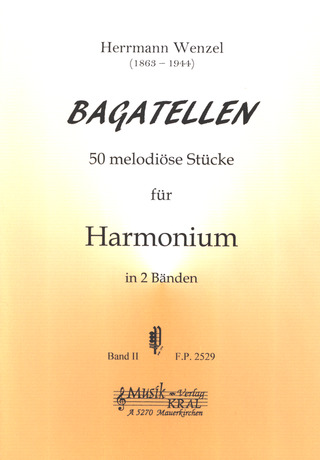 Wenzel Hermann: Bagatellen 2