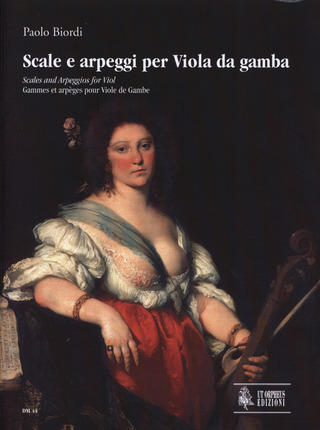 Biordi Paolo: Scales and Arpeggios for Viol
