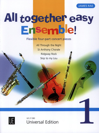 James Rae: All together easy Ensemble! 1