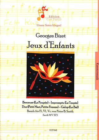 Georges Bizet: Children's Games