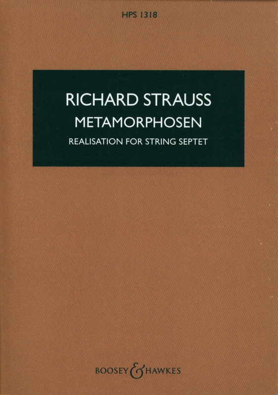Richard Strauss: Metamorphosen
