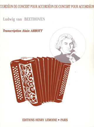 Alain Abbott: Beethoven - Pieces Choisies