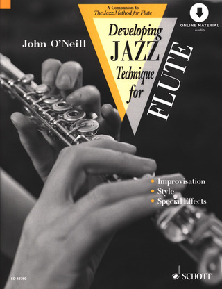O' Neill, John: Developing Jazz Technique for Flute