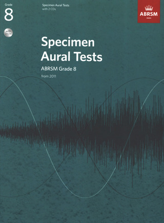 ABRSM Specimen Aural Tests 8