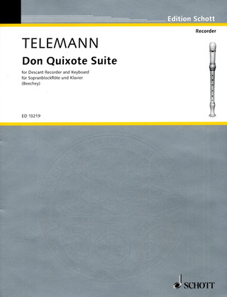 Georg Philipp Telemann: Don Quixote Suite
