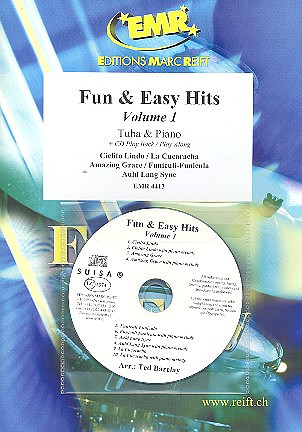 Fun & Easy Hits Volume 1 + CD