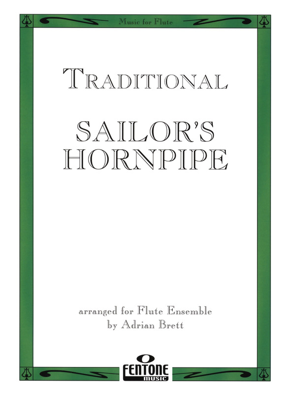 Adrian Brett: Traditional Sailor's Hornpipe
