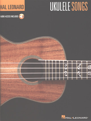 Hal Leonard Ukulele Method: Ukulele Songs (Book/Online Audio)