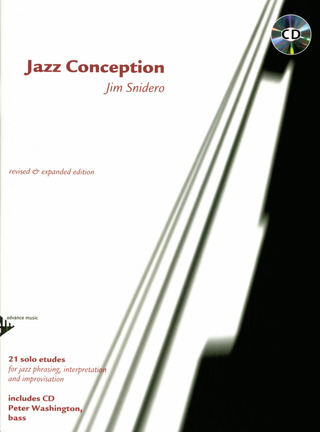 Jim Snidero: Jazz Conception – Bass