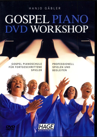 Hanjo Gäbler: Gospel Piano DVD Workshop