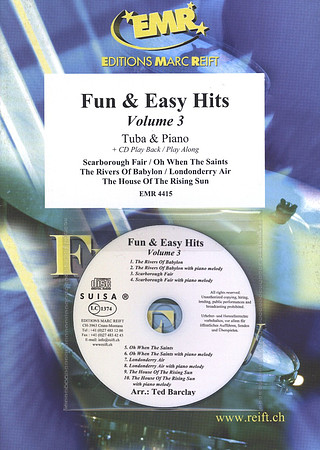 Fun & Easy Hits Volume 3 + CD