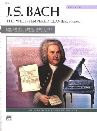 Johann Sebastian Bach: The Well-Tempered Clavier II