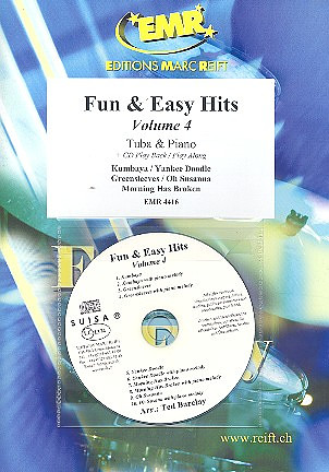 Fun & Easy Hits Volume 4 + CD