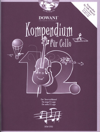 Josef Hofer: Kompendium für Cello 12