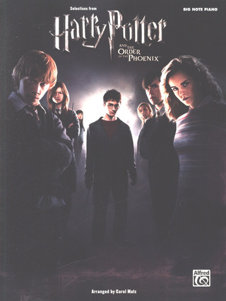 Harry Potter And The Order Of The Phoenix - Selection
