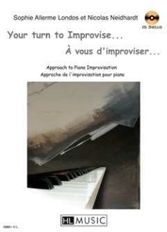 Sophie Allerme y otros.: Your turn to improvise