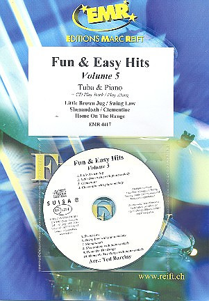 Fun & Easy Hits Volume 5 + CD