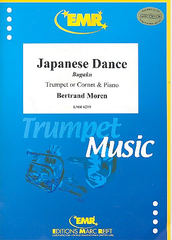 Moren, Bertrand: Japanese Dance