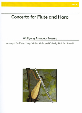 Wolfgang Amadeus Mozart: Concerto for Flute and Harp KV 299