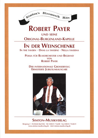 Robert Payer: In der Weinschenke