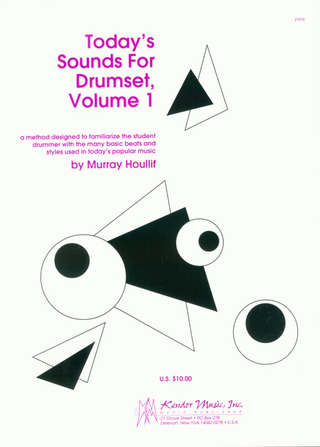 Murray Houllif: Today's Sound For Drumset