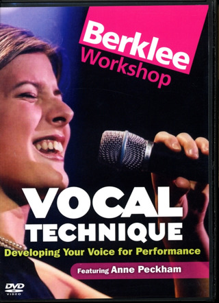 Peckham, Anne: Berklee Workshop Vocal Technique (Peckham) Dvd