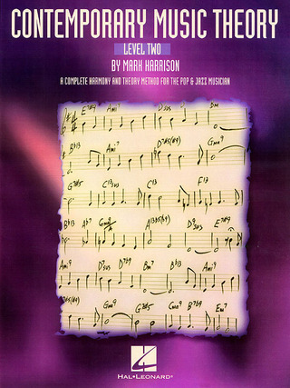 Mark Harrison: Contemporary Music Theory 2