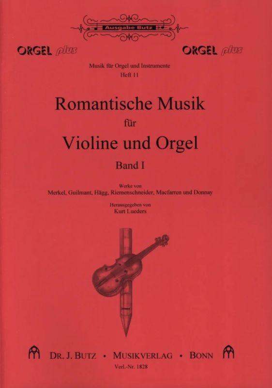 Romantische Musik für Violine und Orgel 1 | im Stretta