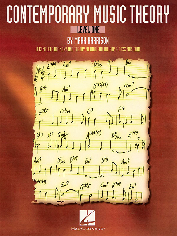 Mark Harrison: Contemporary Music Theory 1 (0)