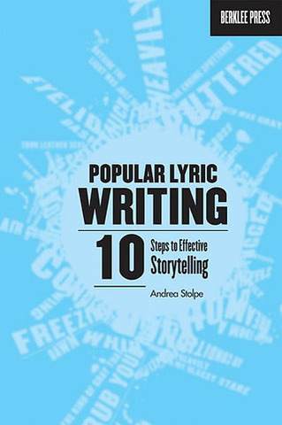Andrea Stolpe: Popular Lyric Writing