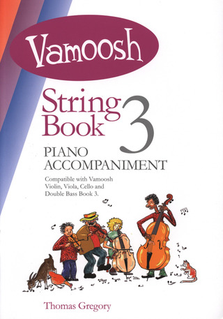 Thomas Gregory: Vamoosh String Book 3