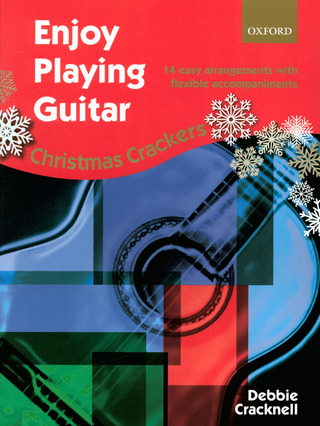 Debbie Cracknell: Enjoy Playing Guitar - Christmas Crackers